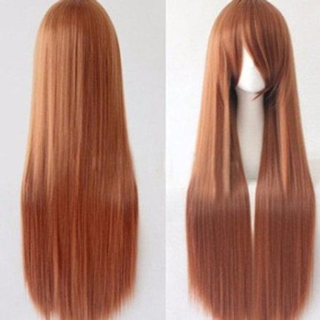 Long Wig - Brown (80cm)