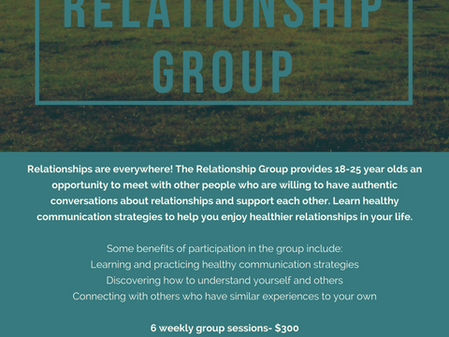 The Relationship Group is starting at Vitality