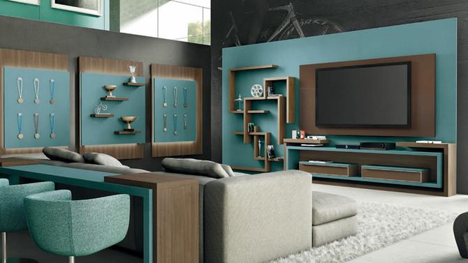 Minha sala, minha vida!