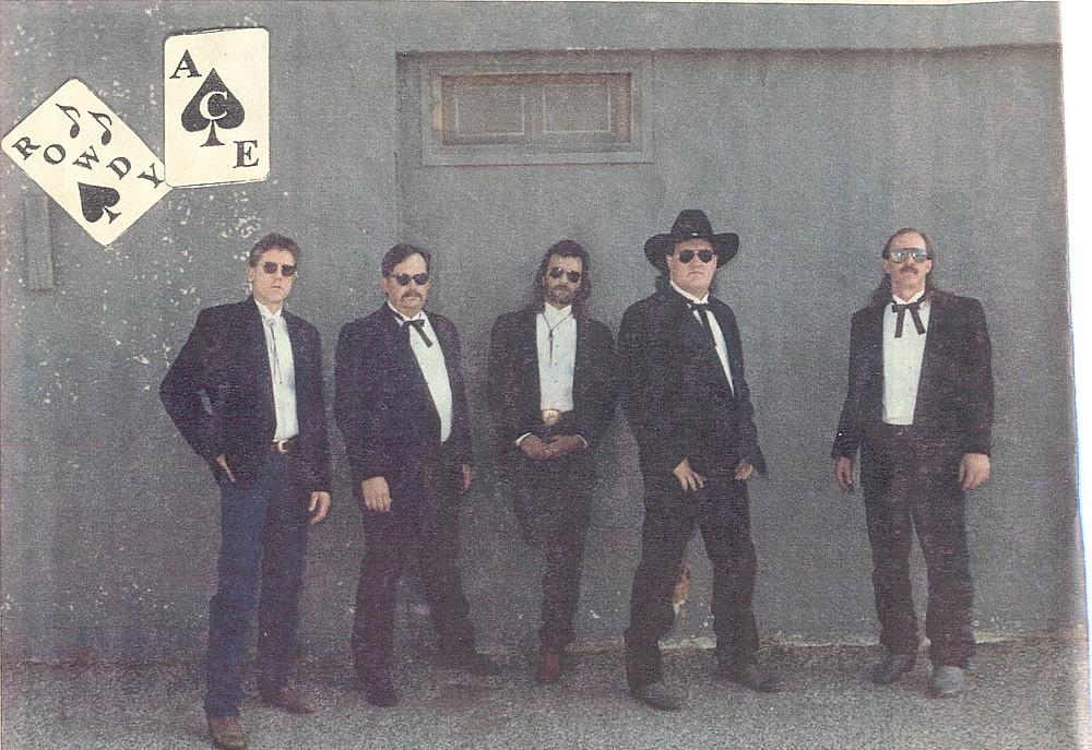 RowdyAce Band circa 1995