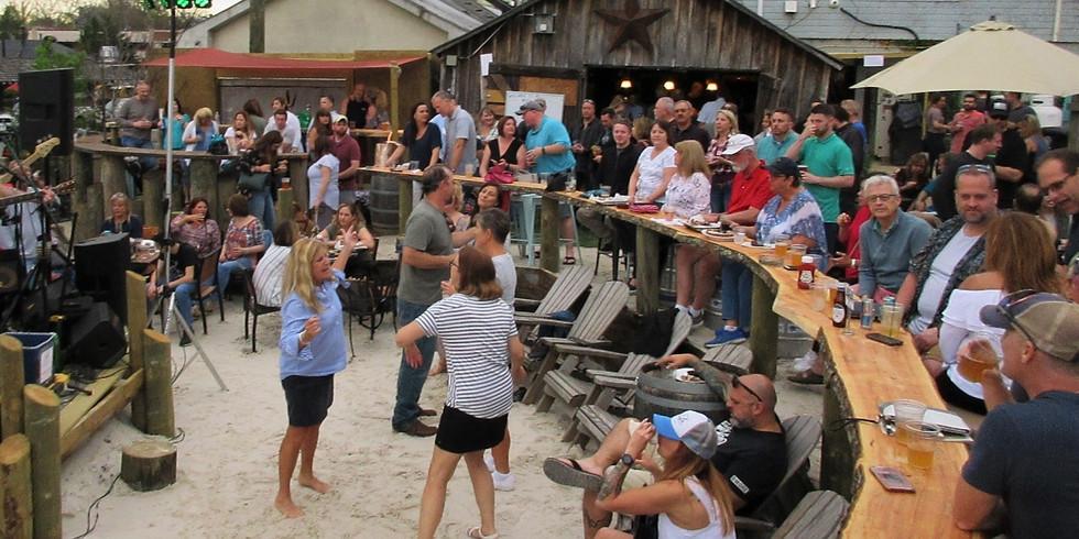 RowdyAce Band at MBK Beach!