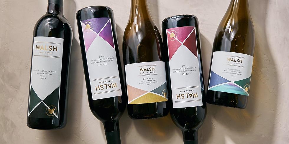Rowdy Ace at Walsh Family Wine