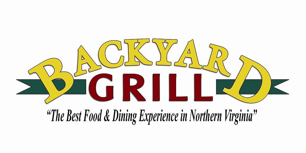 Rockin' the Backyard Grill