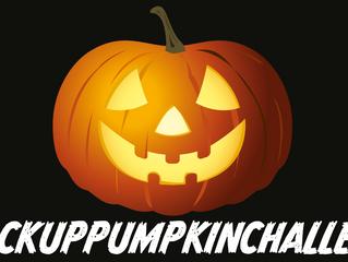BACKUP - PUMPKIN CHALLENGE - DEADLINE APPROACHING - 31 OCTOBER