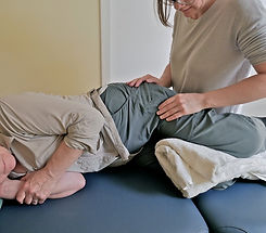 massage hip