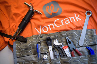 Fix up, look sharp with VONCRANK