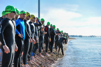 Sebamed Brighton and Hove Triathlon a major success