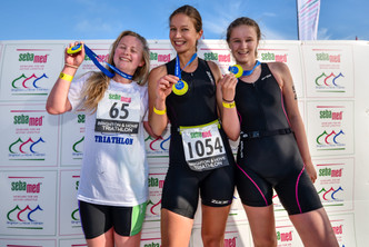 sebamed return as Brighton and Hove Triathlon's title sponsor