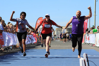 Stonewall partners with Brighton and Hove Triathlon to promote diversity