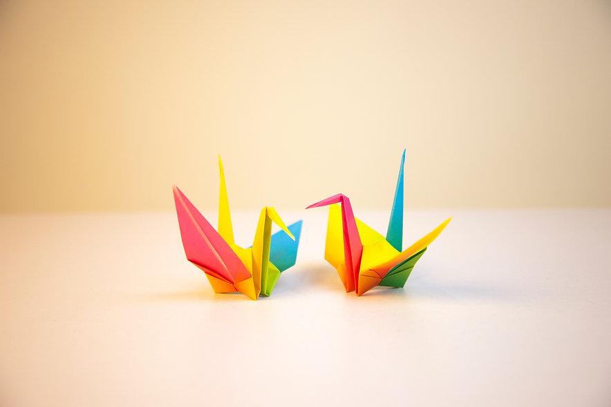 Paper Craft Cranes.jpg