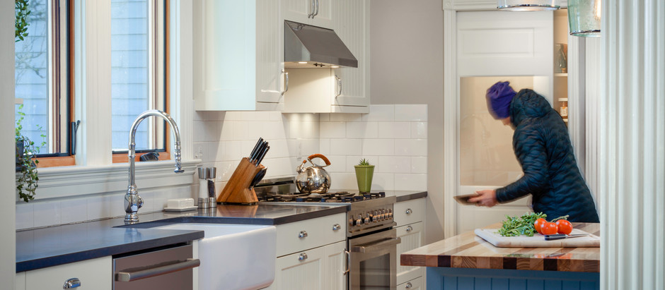 What to Expect When Expecting a  Kitchen Remodel