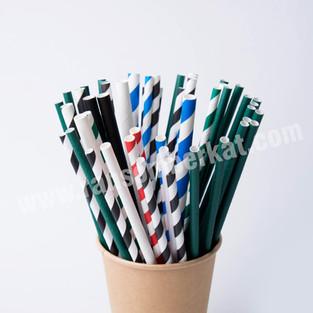 Paper Straw Oxium Straw PLA Straw