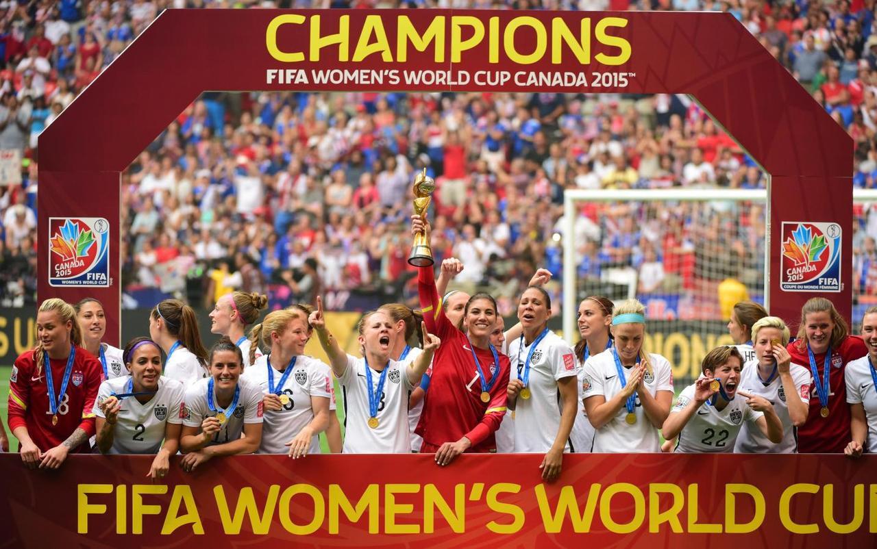 Vancouver 2015, Women's World Cup Final - Reuters