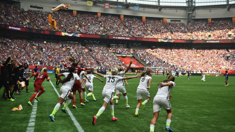 Vancouver 2015. La US Women National Team è campione del mondo per la terza volta - Fifa.com