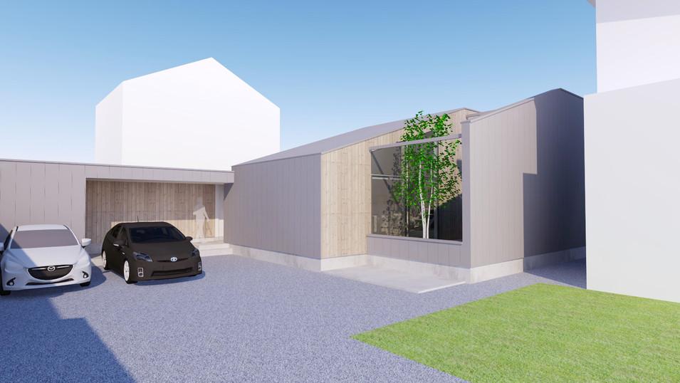 栃木県足利市の住宅
