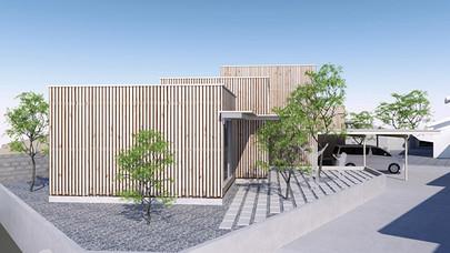 群馬県太田市の住宅