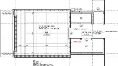 栃木県佐野市の和室