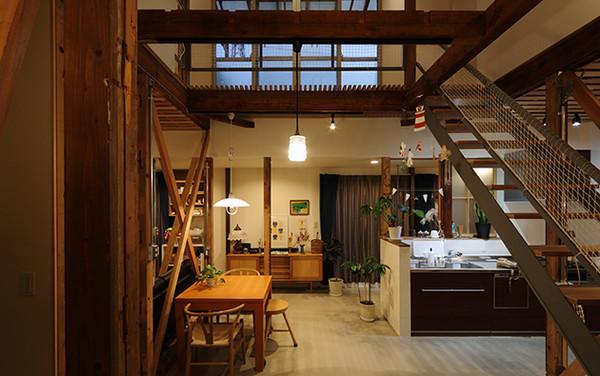 群馬県 館林市の住宅リノベーション