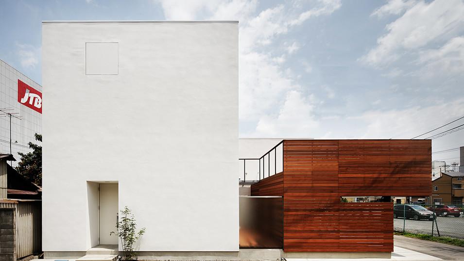 |reunion| 埼玉県熊谷市の二世帯住宅