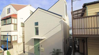 | better| 東京都目黒区の住宅