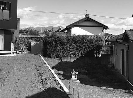 群馬県 榛東村の住宅