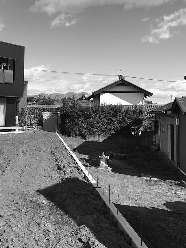 群馬県|榛東村の住宅
