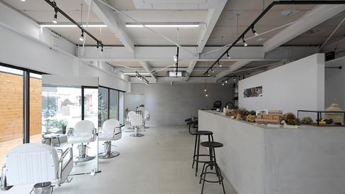  yarn  群馬県太田市の美容室併用住宅