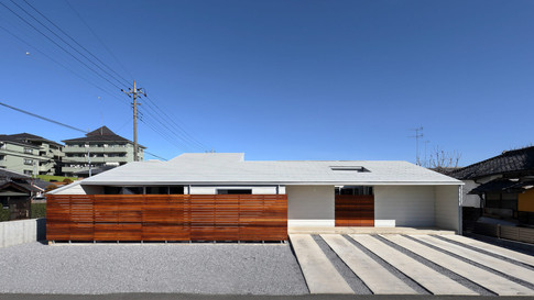 |one day|群馬県太田市の住宅