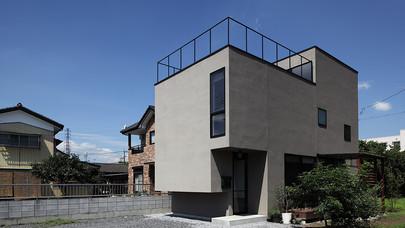  cozy  群馬県館林市の住宅