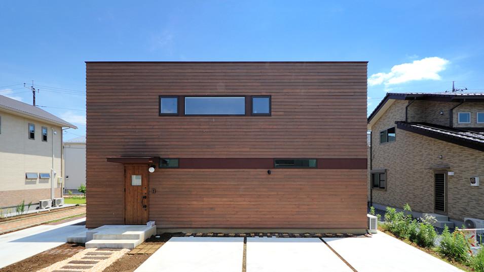 |scene| 群馬県邑楽郡板倉町の住宅