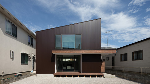  flap  群馬県太田市の住宅