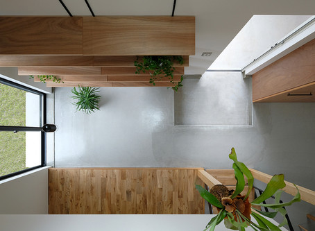 群馬県板倉町の住宅|w i s h|