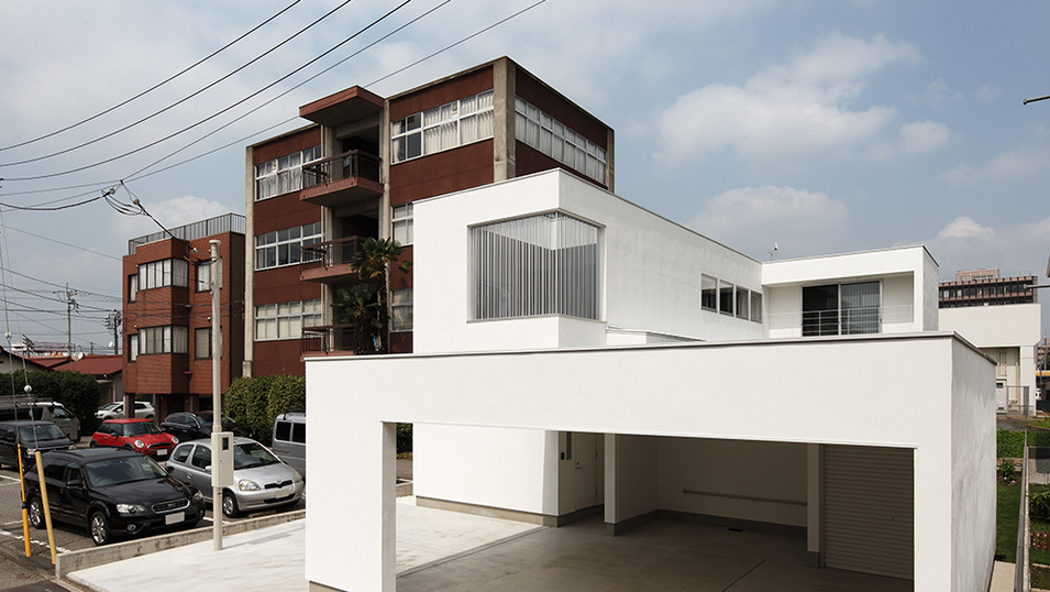 |skyscape| 群馬県高崎市の二世帯住宅