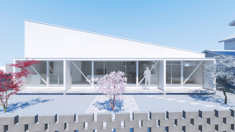 埼玉県行田市の住宅
