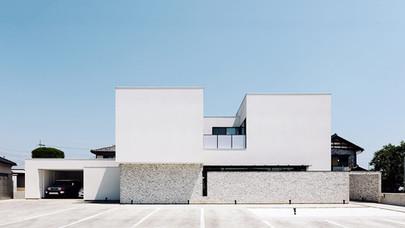 |doux-te| 群馬県太田市の美容室併用住宅