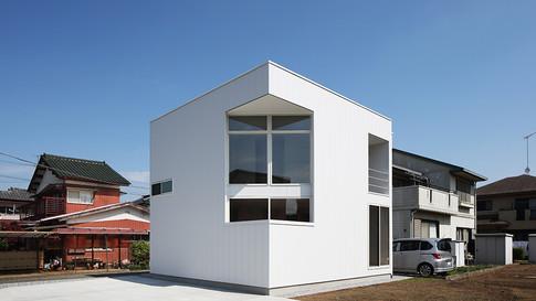 |side| 栃木県下都賀郡野木町の住宅
