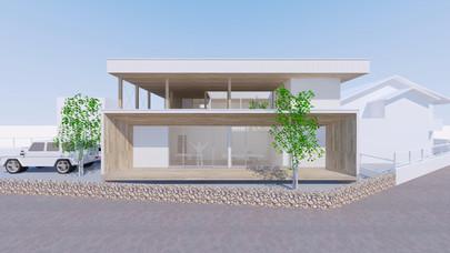 千葉県流山市の住宅