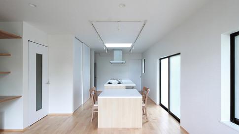 prolong  群馬県太田市の住宅