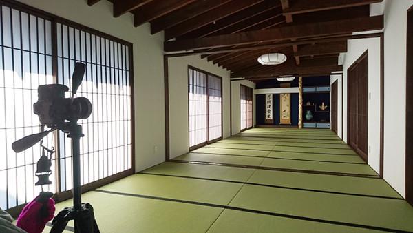 群馬県|板倉町の寺院客殿