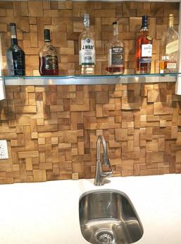 Wet Bar Renovation