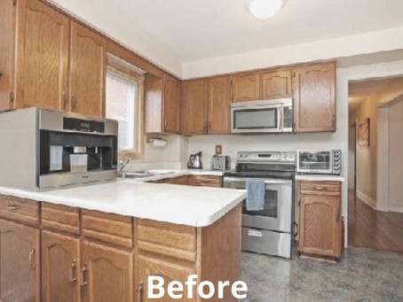 The Evolution of the Kitchen.