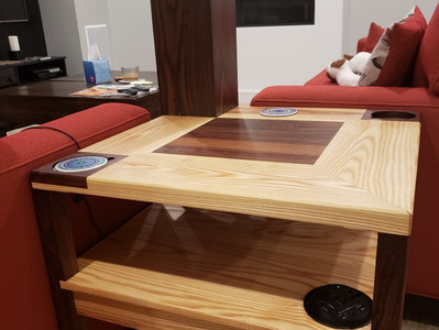 Woodwork Part I – The beauty of Walnut!