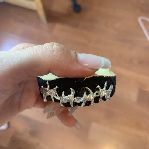 Barbed Wire Grillz