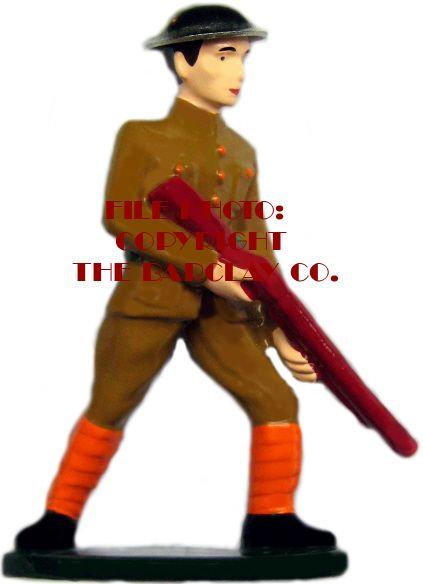 #6122 - Soldier Firing Downward