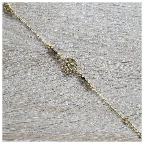 """Bracelet """"Betty"""" - Doré / Bronze"""
