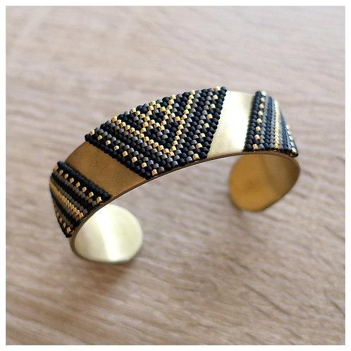 Bracelet Layana - Noir