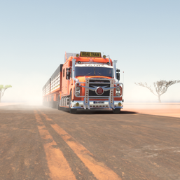 incREDible Roadtrain