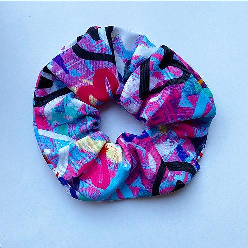 'Heartbreaker' scrunchie