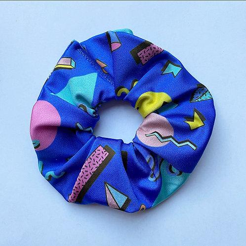 '80s callin' scrunchie