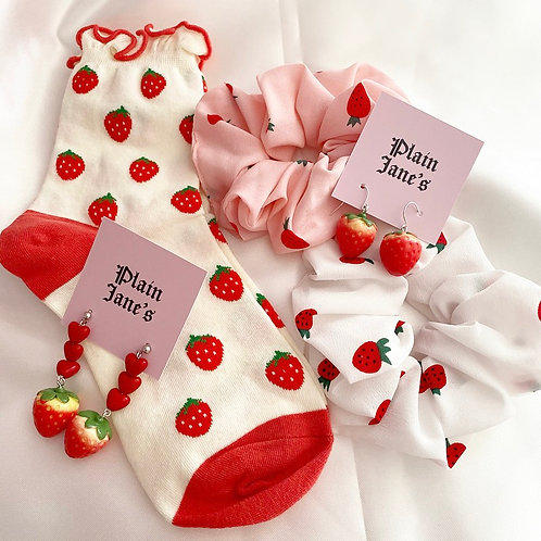 Strawberry dreams gift package